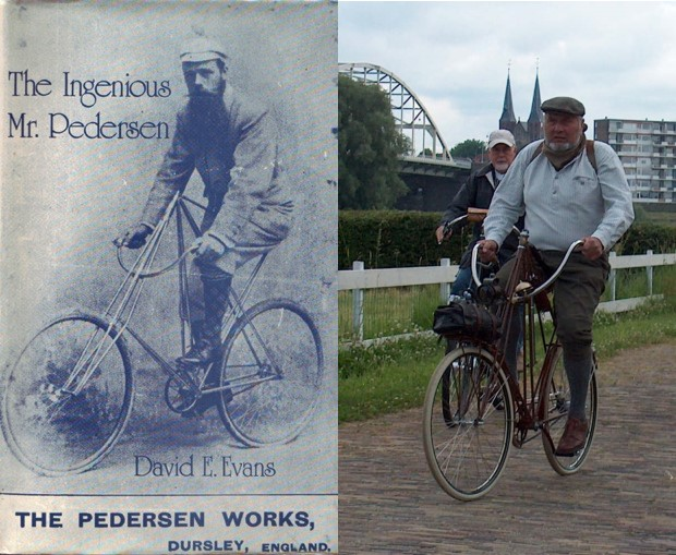 Pedersen, then and now